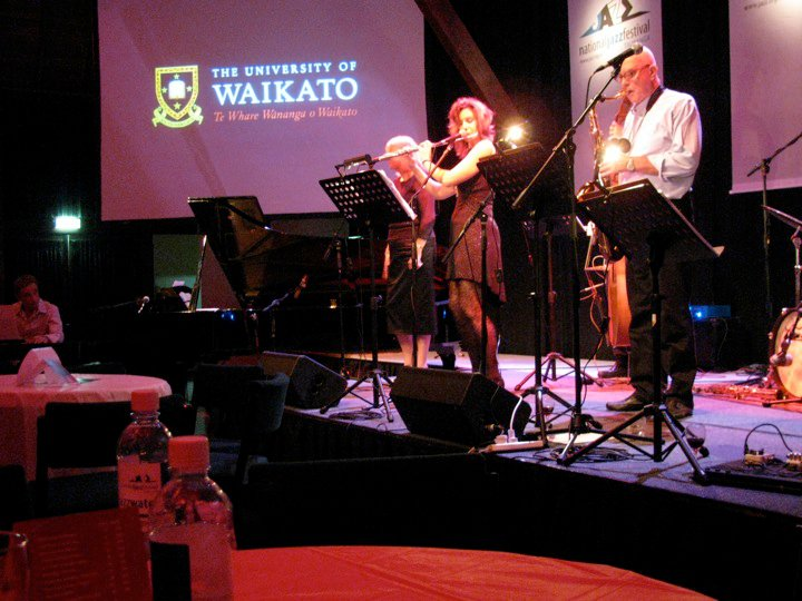 Made in NZ concert - National Jazz festival, Tauranga